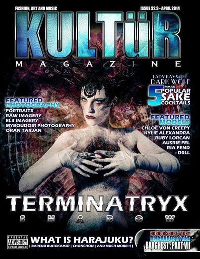 Terminatryx Kultur cover April